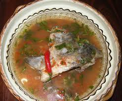 La ciorba de peste : soupe de poisson (recette roumaine) 2