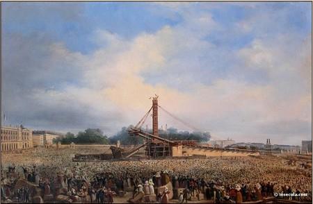 L'obélisque de la Concorde : bientôt de retour à Louxor (Haute Egypte)? 3