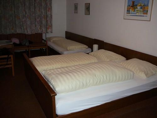 hotel brennerbascht bischofwiesen chambre