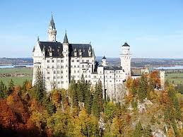 Neuschwanstein, Linderhof, Herrenchiemsee : merveilleux châteaux de Louis 2 de Bavière 1