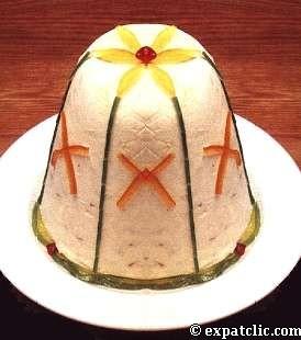 pasha dessert de pâques en finlande