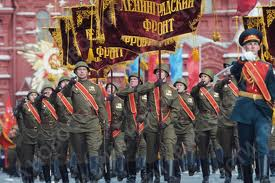 9 Mai Russie défilé