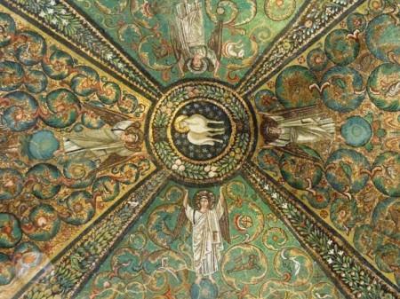 Casa Masoli (Ravenne) : B&B exceptionnel ; mosaïques romaines ou byzantines? 1