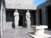Entree Lovcen mausolee