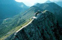 Mont lovcen au montenegro