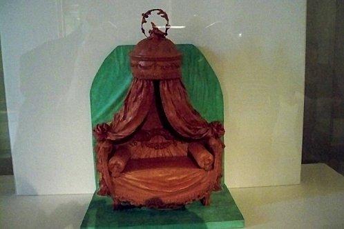 Mus e du louvre appartements napol on iii la maquette for Garde meuble fontainebleau