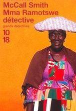 Mma Ramotswe détective