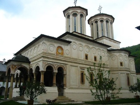 Monastere Hurezi Horezu roumanie