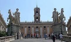 Musées du Capitole de la Piazza Del Campidoglio