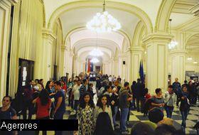 Nuit des musées roumanie