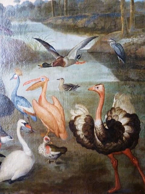 Château Nymphenburg (Munich) : Amalienburg et ses tableaux animaliers 9