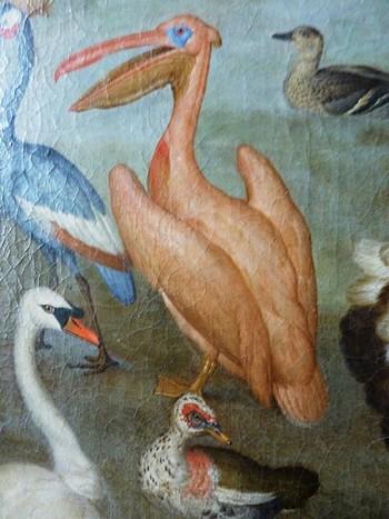 Château Nymphenburg (Munich) : Amalienburg et ses tableaux animaliers 6
