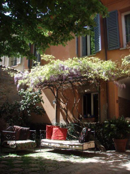 Casa Masoli (Ravenne) : B&B exceptionnel ; mosaïques romaines ou byzantines? 2