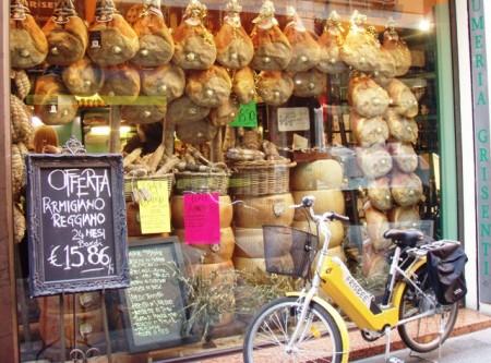 Emilie-Romagne l'autre pays du vélo en Italie! 1