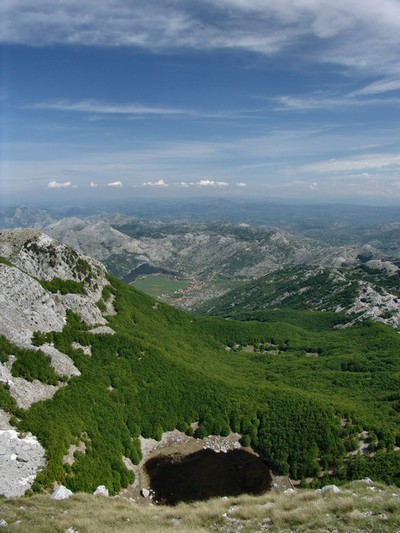 Parc national Njegusi Lovcen