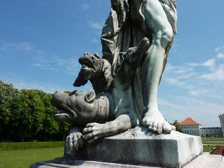 Nymphenburg Munich Pluton Hades