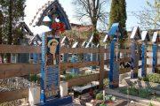 Le cimetière joyeux de Sapanta (Maramures, Roumanie) 4