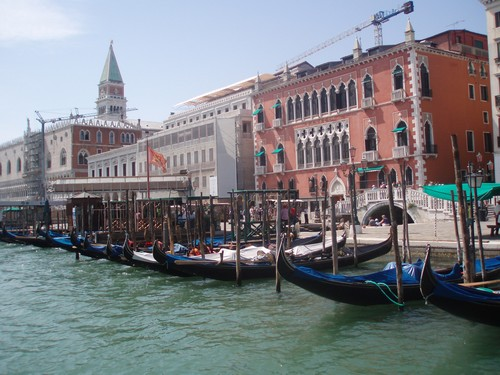Venise : des transports pas comme les autres