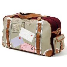 idees de vacances bagage