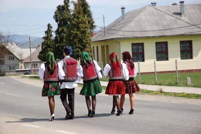 breb maramures paques bal