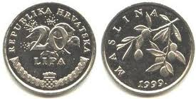 20 lipas kuna croatie