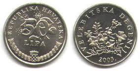 50 lipas kuna croatie