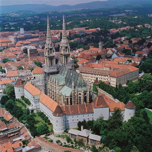 Cathedrale de Zagreb