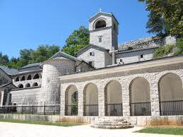 Cetinje - monastere orthodoxe serbe Saint Pierre (Montenegro)