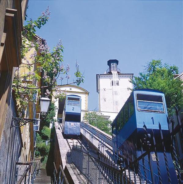 Zagreb en photos: la capitale continentale ; le coeur de la Croatie historique 19