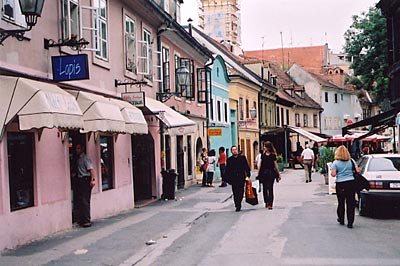 Zagreb en photos: la capitale continentale ; le coeur de la Croatie historique 20