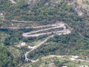Lovcen route