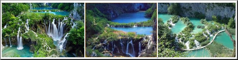 Plitvice parc national croate