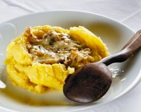 Polenta slovène