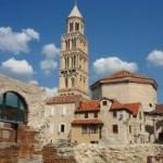 Split ville antique