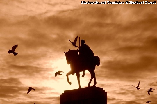 Zagreb en photos: la capitale continentale ; le coeur de la Croatie historique 26