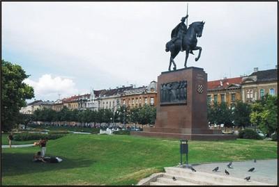 Zagreb en photos: la capitale continentale ; le coeur de la Croatie historique 13