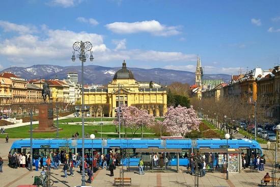 Zagreb en photos: la capitale continentale ; le coeur de la Croatie historique 3