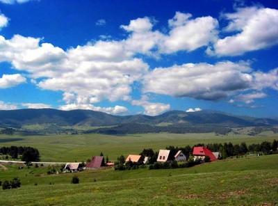 Zlatibor montagne serbie