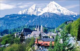 Berchtesgaden tourisme baviere