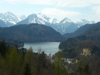 Lac Foggernsee Hohenschwangau