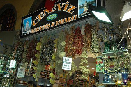 istanbul bazar egyptien Ceneviz