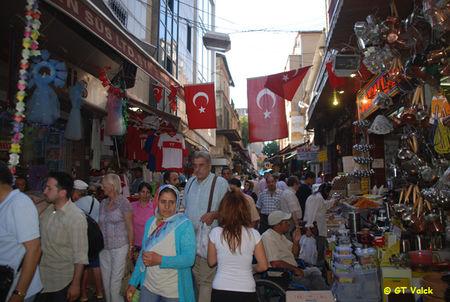 istanbul bazar egyptien - clients