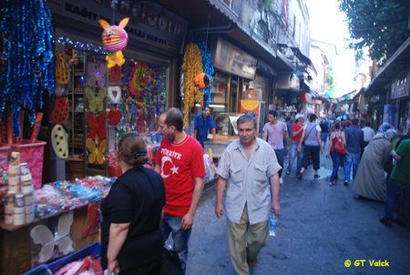 stanbul bazar egyptien -  rue
