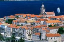 korcula ile croate