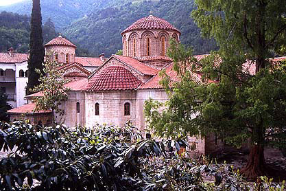 Monastere Batchkovo Bulgarie