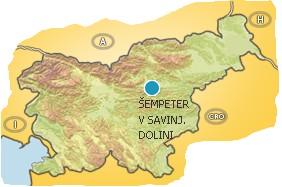 sempeter carte slovenie