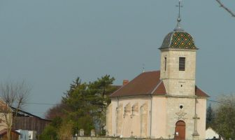 église de Citey par Gy