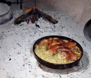 Agroturizam krka Kalpic cuisine dalmate