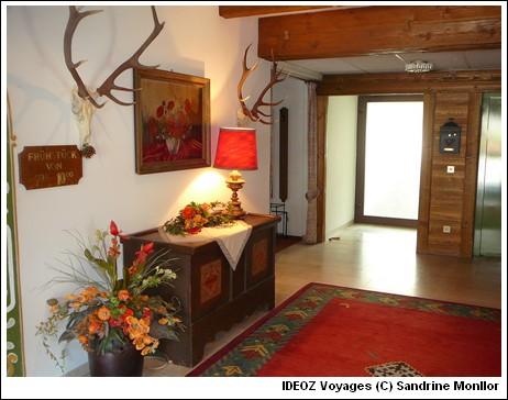 Alpen Hotel Brennerbascht ; un hôtel agréable à Bischofwiesen (Berchtesgaden, Baviere) 1