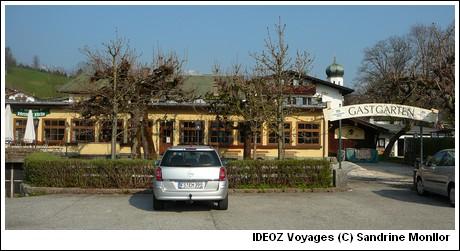 Biergarten Bischofwiesen